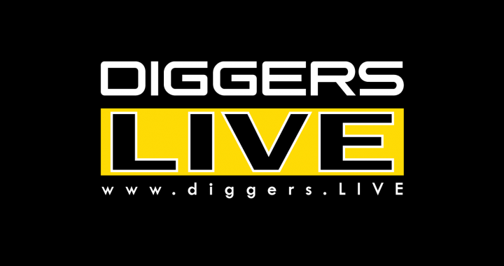 Promoting our sister brand Diggers LIVE